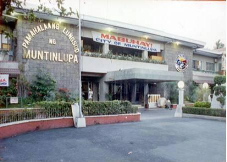 Muntinlupa City, the Emerald City of the Philippines