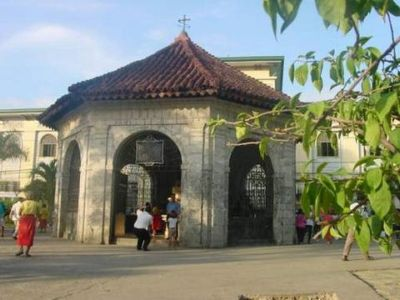 cebu city-magllan's cross