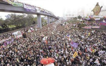 EDSA Revolution, Philippines