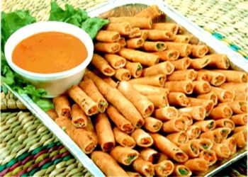 lumpia-philippine food