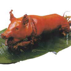 Lechon-a favorite dish amongst Philippine foods
